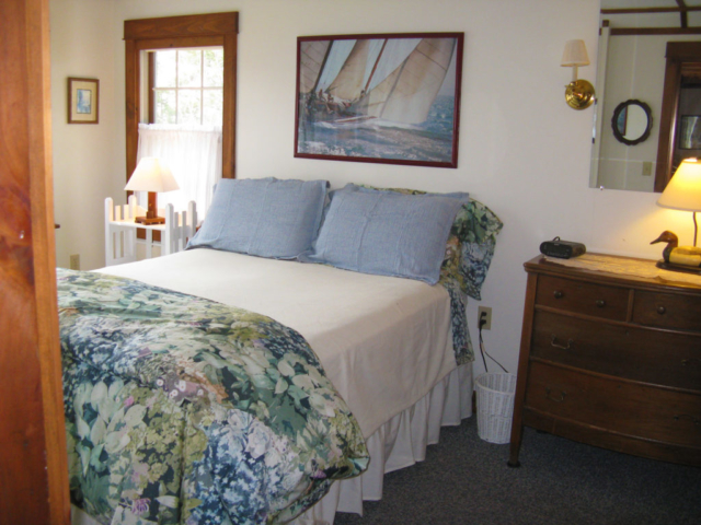 Cedarledge Cottage Master Bedroom