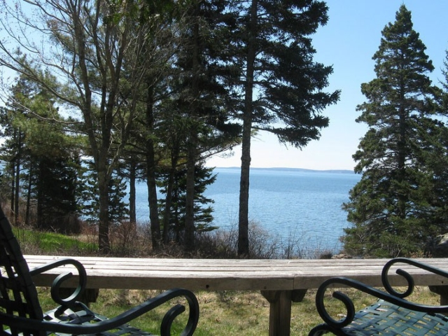 Cedarledge Cottage View