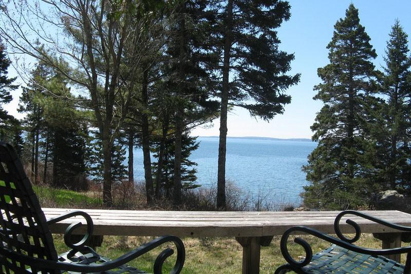 Cedarledge Cottage View